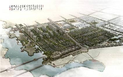 河北涿州古城
