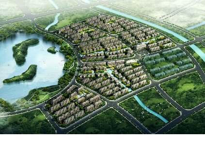 宁波慈城新区
