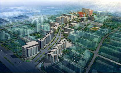 北京市崇文区幸福大街整治与发展规划