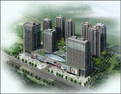 青岛城市国际项目