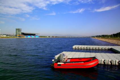 北京奥运会水上公园景观设计