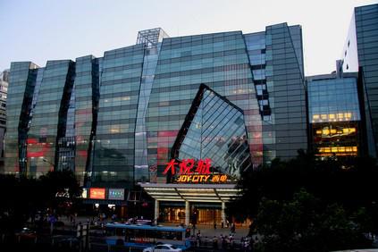 北京西单大悦城