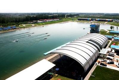 2008北京奥运会水上公园  BACK